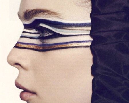 Eyeliner & Egypt: It's been used since 10,000BC. Its power to protect a person from the evil eye and also from the scorching desert sun reveals a practical as well as cosmetic purpose. Eyeliner's current popularity is owed to the discovery of Tutankhamun's tomb in the 1920s which lead to the rise of the almighty panda eye.