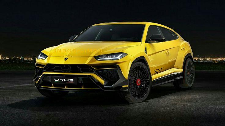 Lamborghini Urus SV