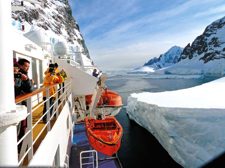 Join us for an incredible trip to southern Chile and the Antarctic Peninsula! Enter now and discover where the adventure will take you!