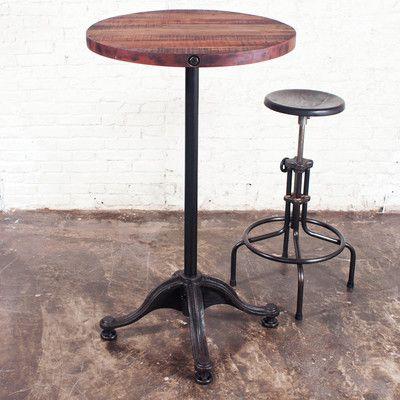 District Eight Design V41 Pub Table Set & Reviews   Wayfair