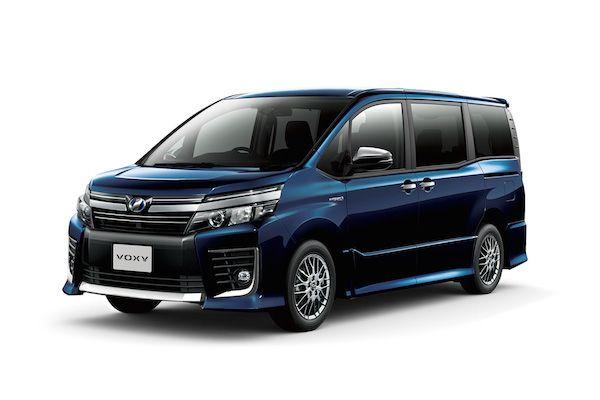 Toyota VOXY ZS KIRAMEKI Ⅱ | トヨタ、ヴォクシーとノアの特別仕様車を発売