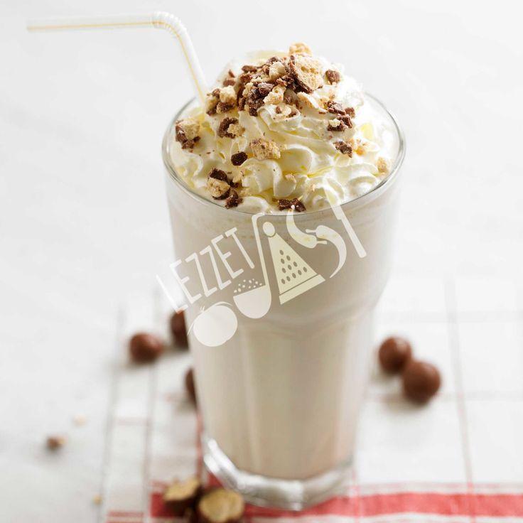 Hurmalı Milkshake