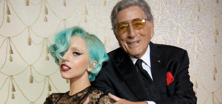 Lady Gaga y Tony Bennett presentan 'Cheek to Cheek'