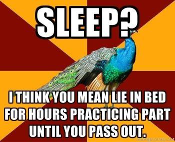 This is how I fall asleep if I'm nauseous. No joke.