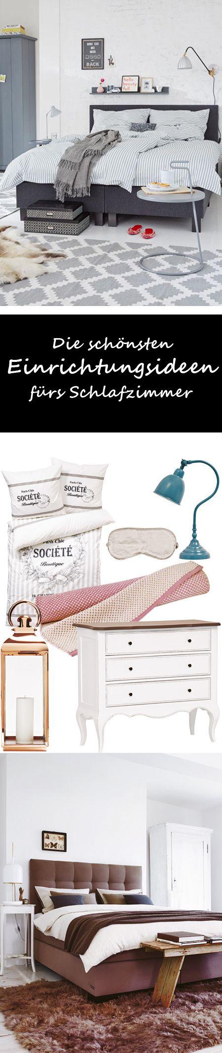 Romantisch, klassisch oder modern? So gelingt dir den perfekte Look im Schlafzimmer >>>