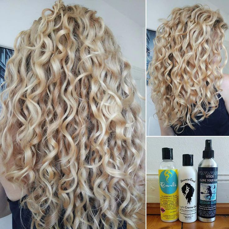 Easy Day 2 refresh today because my curls held up so well from wash day thanks t…