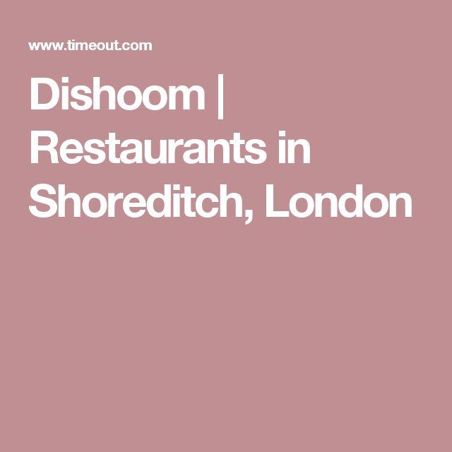 Dishoom   Restaurants in Shoreditch, London