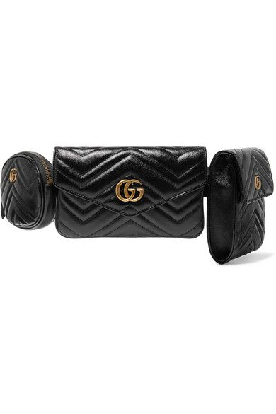 22949b5ffac1 Gucci | GG Marmont quilted leather belt bag | NET-A-PORTER.COM | ii ...