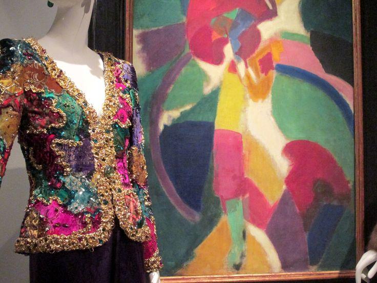 Exposición Hubert de Givenchy. Museo Thyssen. Madrid.