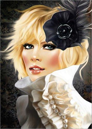 Barock Bilder: Poster von Mandy Reinmuth bei Posterlounge.de
