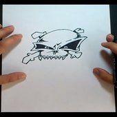 The 25 best Como dibujar una calavera ideas on Pinterest