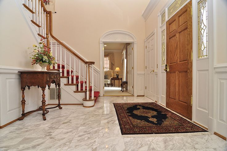 Luxury Foyer Tiles : Best images about new house foyers on pinterest