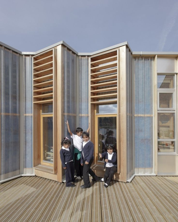 Sandal Magna Community Primary School / Sarah Wigglesworth Architects   (15)