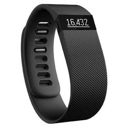 New Fitbit Charge Activity + Sleep Wrist Monitor - Large - Black #Fitbit