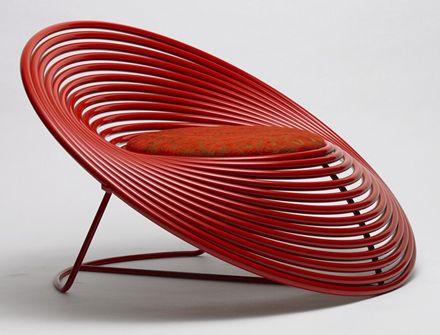 Premium Prototype Furniture by Thai Designer, Thailand International Furniture Fair 2008, saran-circle