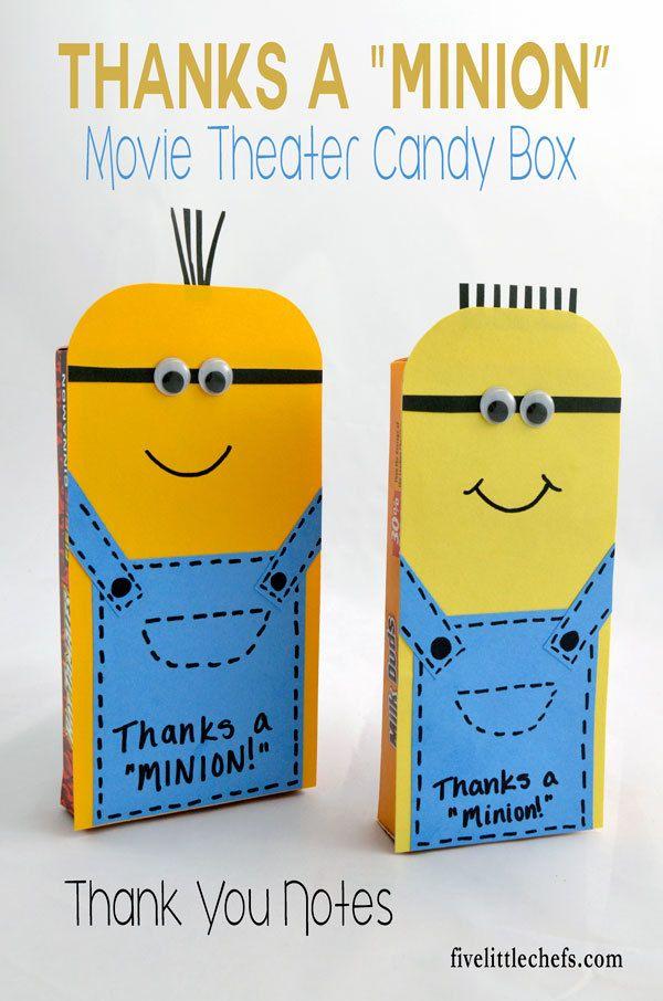 Minion Thank You