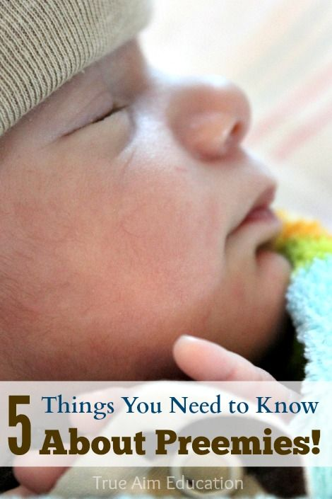 Baby Shower Ideas: You may never think it will happen to you until it does, so be prepared and read about the 5 things you need to know about Preemies!