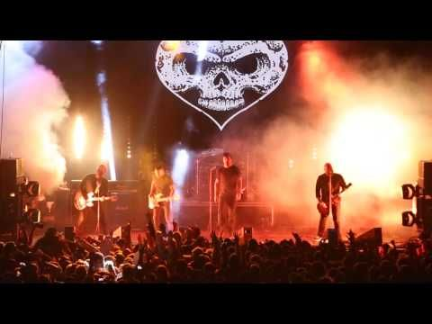Alexisonfire - Young Cardinals (Live @ Unify 2017) - YouTube
