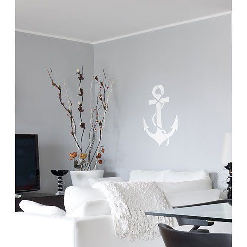 Large Anchor Wall Decor best 25+ anchor wall art ideas on pinterest | nautical decorative
