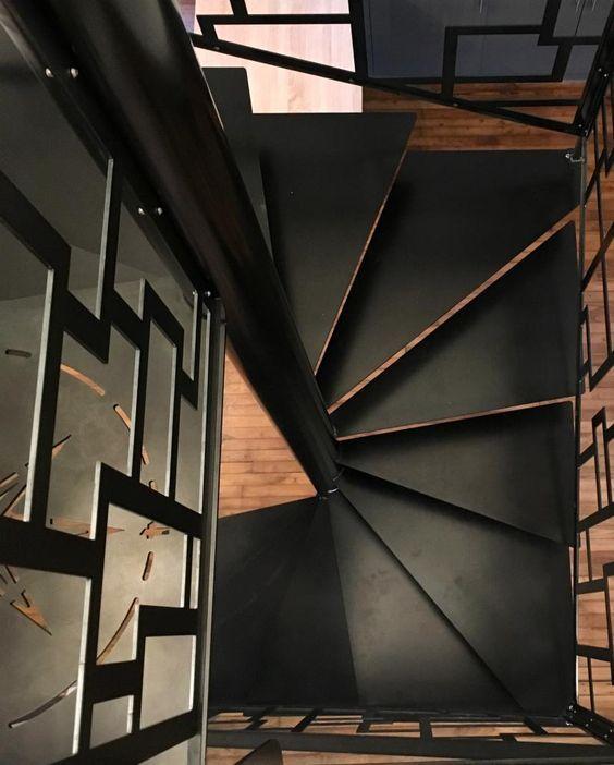 Escalier Metallique Art Metal Concept Perila Pinterest