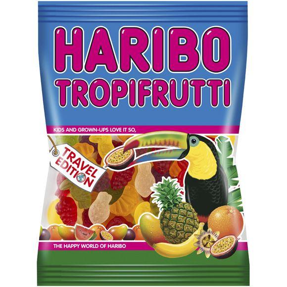#Haribo #Tropifrutti #frutti #travelexclusive #candies #confectionery #hellenicdutyfreeshops