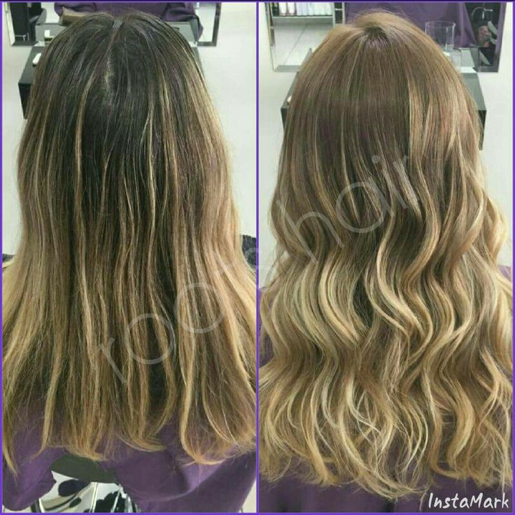 Check out some more of Tegan's fantastic colour work, she is our BALAYAGE Specialist!  Don't you just love love her!?  #balayage #highlights #cureplex #blondehair  www.bundaberghairdresser.com.au