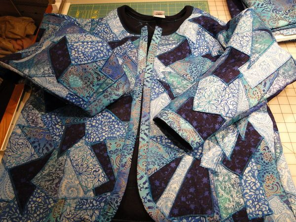 Quilting a jacket out of a sweathshirt Name: Attachment-92464.jpe Views: 3477 Size: 99.7 KB