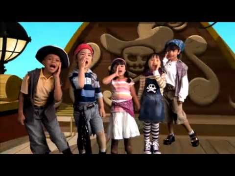 Sing and dance along with the Never Land Pirate Band!    Watch Jake and the Never Land Pirates only on Disney Junior