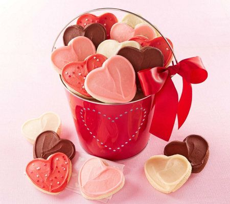 Cheryl's Valentines Day Pail of Hearts