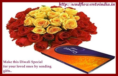 Share flowers & gifts with colleagues, friends and families - with Sendflowerstoindia.in.