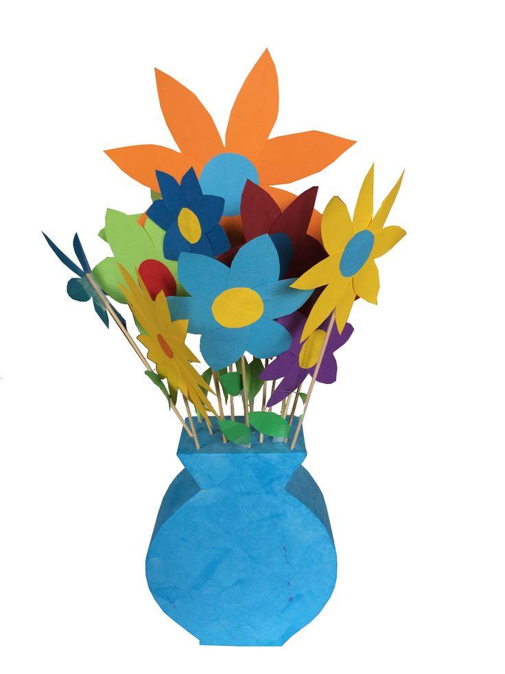 Vielen Dank für die Blumen www.gestaltungsbox.com
