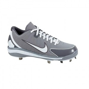 SALE - Mens Nike Huarache 2K4 Baseball Cleats Gray - BUY Now ONLY $84.99