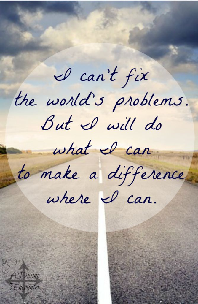 Make A Difference Quotes 2814 Best Sayings.a Little This And A Lot Of That Images On .