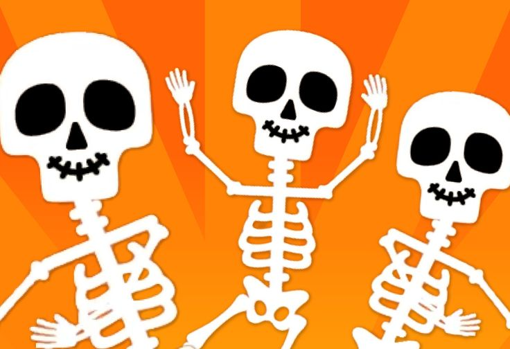 The Skeleton Dance   Super Simple Songs
