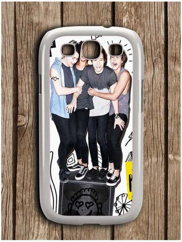 5 Seconds Of Summer Stereo Samsung Galaxy S3 Case