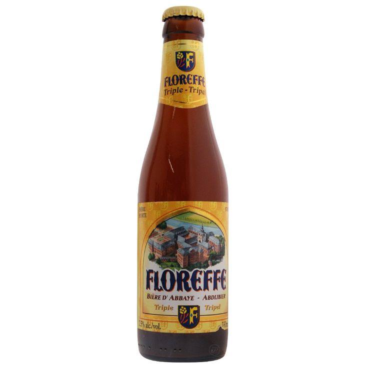 Bière belge FLOREFFE TRIPLE
