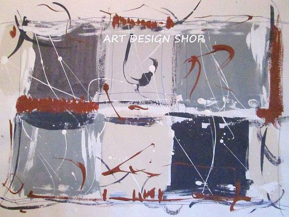 Downladable art abstract painting downloadable  6 $ by ArtDesignShop https://www.etsy.com/shop/ArtDesignShop