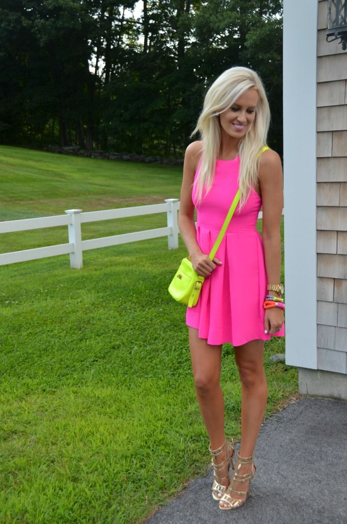 """Pink Pop ♥♡♥♡♥Thanks, Pinterest Pinners, for stopping by, viewing, re-pinning, following my boards. Have a beautiful day! ^..^ and """"Feel free to share on Pinterest ^..^ #fashion #fashionupdates"""