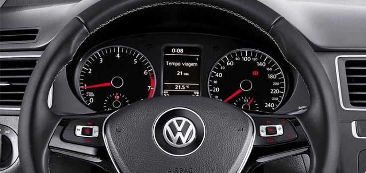 Volkswagen Crossfox VW leather interior