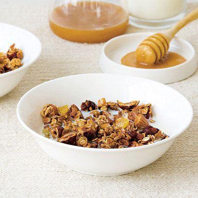 Crunchy honey granola – #crunchy #granola #honey – #new