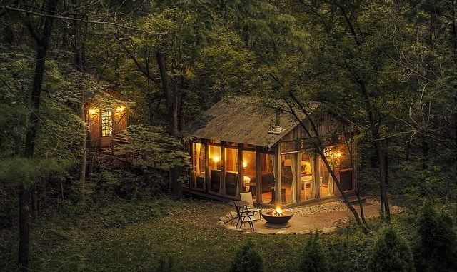 This Hidden Resort In Wisconsin Is The Perfect Place To Get Away From It All