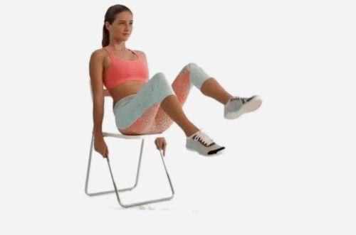 Te ayudarán a fortalecer tu abdomen y quemar esa grasita.