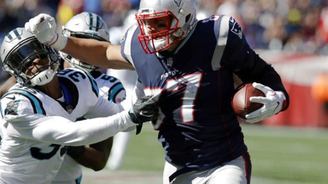 Three Up, Three Down From Patriots 33-30 Loss To Panthers - The Grueling Truth