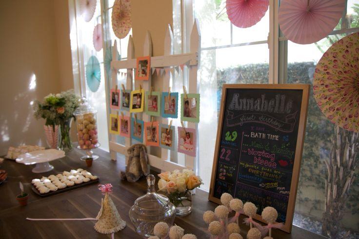 #baby #firstbirthday #maintable #bunny #birthdaycake #diy #decorations #party