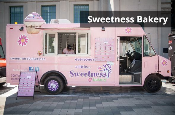 bakery food trucks | Sweetness Bakery Food truck