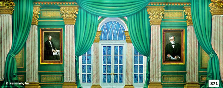 Warbucks mansion bing images the act 39 s annie jr idea board pinterest mansions image for Junior interior designer jobs nyc