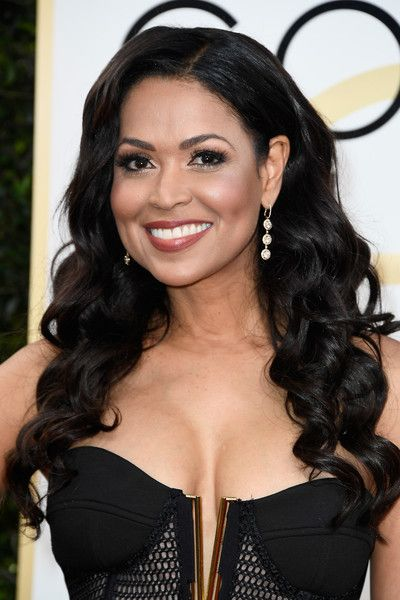 Media Personality Tracey Edmonds attends the 74th Annual Golden Globe Awards at The Beverly Hilton Hotel on January 8, 2017 in Beverly Hills, California.