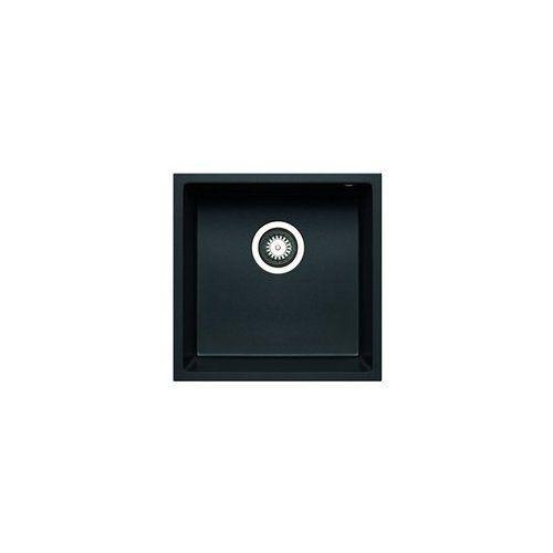 Pyramis Tetragon (40x40) 1B UB Carbon Granitspüle Spülen im Preisvergleich: Angebote vergleichen und zum günstigen Preis sicher online kaufen bei CHECK24.