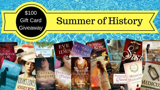One lucky winner will get a gift certificate to either Amazon, Barnes & Noble or iTunes, winner's choice. But there's more! Up to eighteen runners up will get a choice of great free books! Contest ends 8/1/2016. Winner will be notified by email.