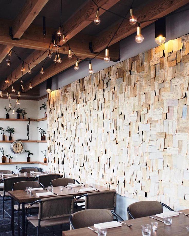 626 Best Restaurant Bar Design Images On Pinterest